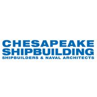 Chesapeake Shipbuilding Logo