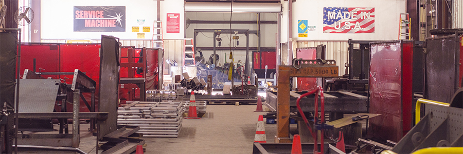 Service Machine Shop Picture